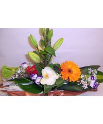 Le bouquet olympe
